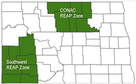 REAP Zones, ND