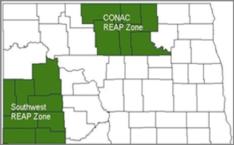 REAP Zones, ND