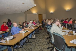 Rural Grocers Initiative Meeting