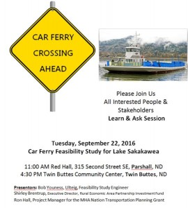 Water Ferry Meeting